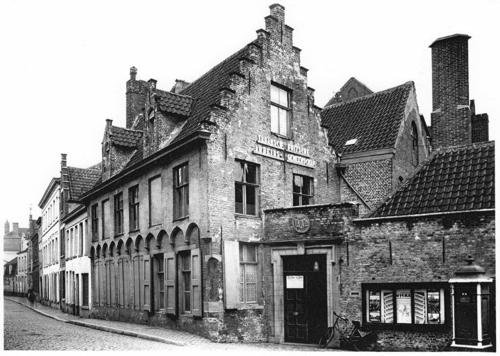 Foto verzameling Willy Dezutter, Brugge
